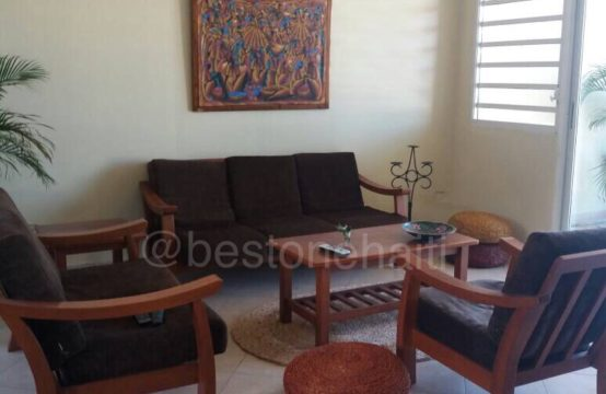 2 Bedrooms Furnished Apartments in Juvenat