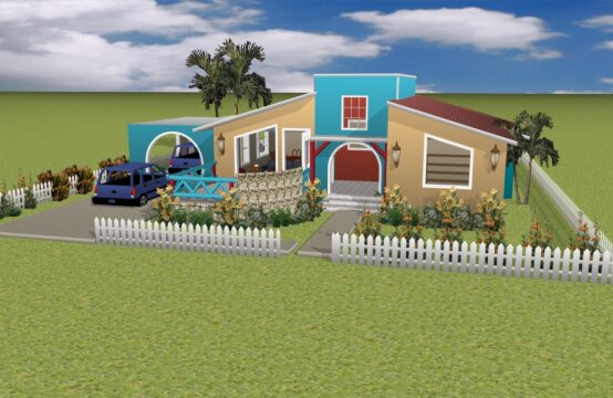 3 Bedroom Houses , Turnkey in 3 Months